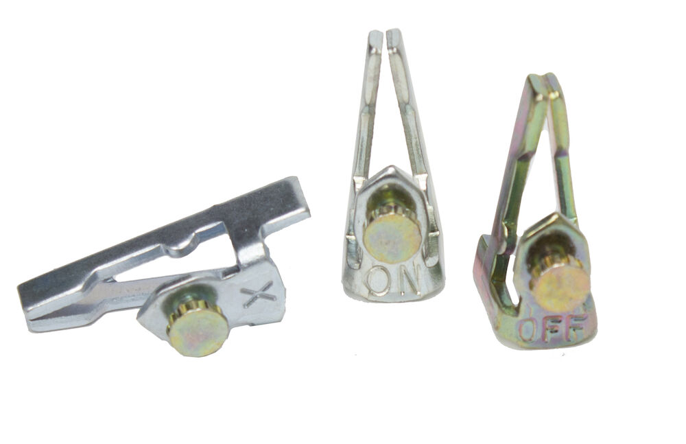 Trippers for T170, T1400, T1800 Series Includes 1 ON, 1 OFF, and 1 ON with Skipper Extension redirect to product page