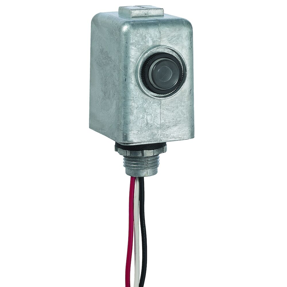 NightFox™ Metal Stem Mount Electronic Photocontrol, 120-277 V redirect to product page