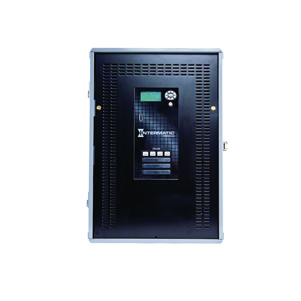 Astronomic 365-Day 4-Circuit Electronic Control, 120-277 VAC, 50/60 Hz, 4-SPDT/2-DPDT, Outdoor Metal Enclosure, Ethernet Included redirect to product page