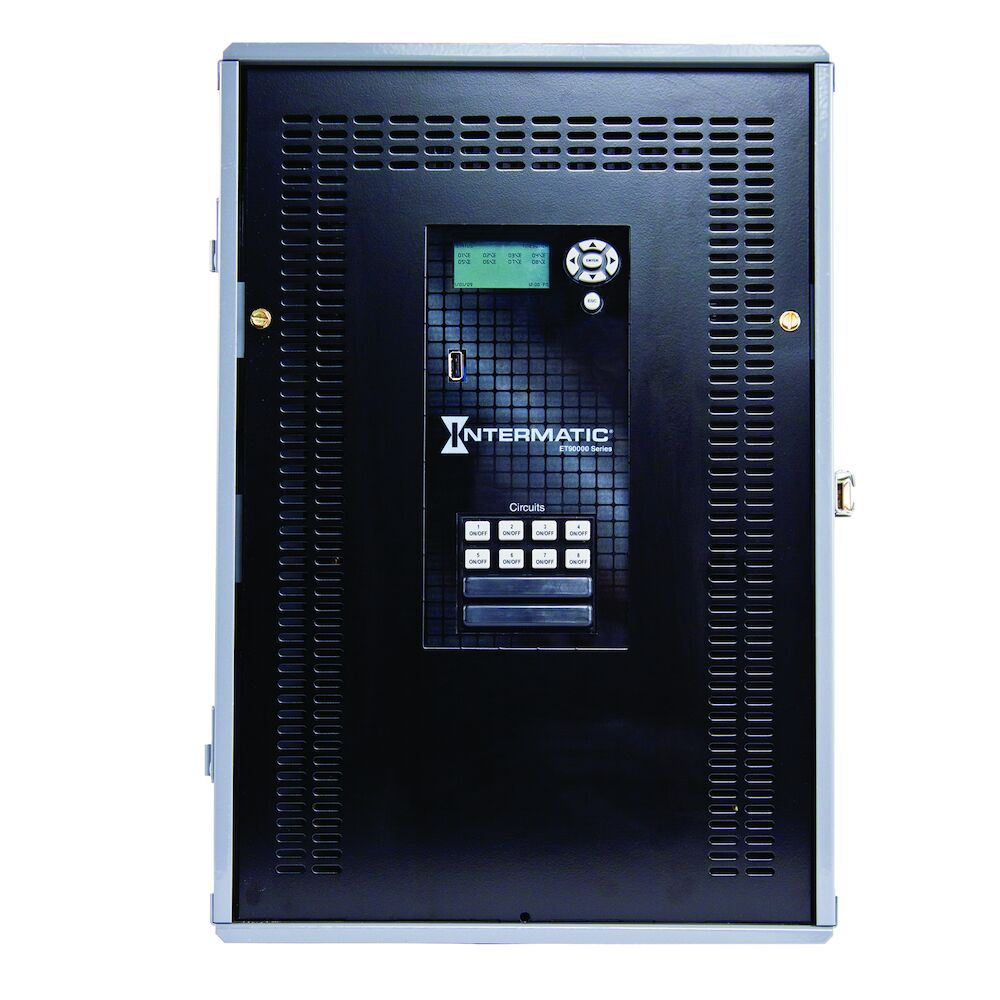 Astronomic 365-Day 8-Circuit Electronic Control, 120-277 VAC, 50/60 Hz, 8-SPDT/4-DPDT, Outdoor Metal Enclosure, Ethernet Included redirect to product page