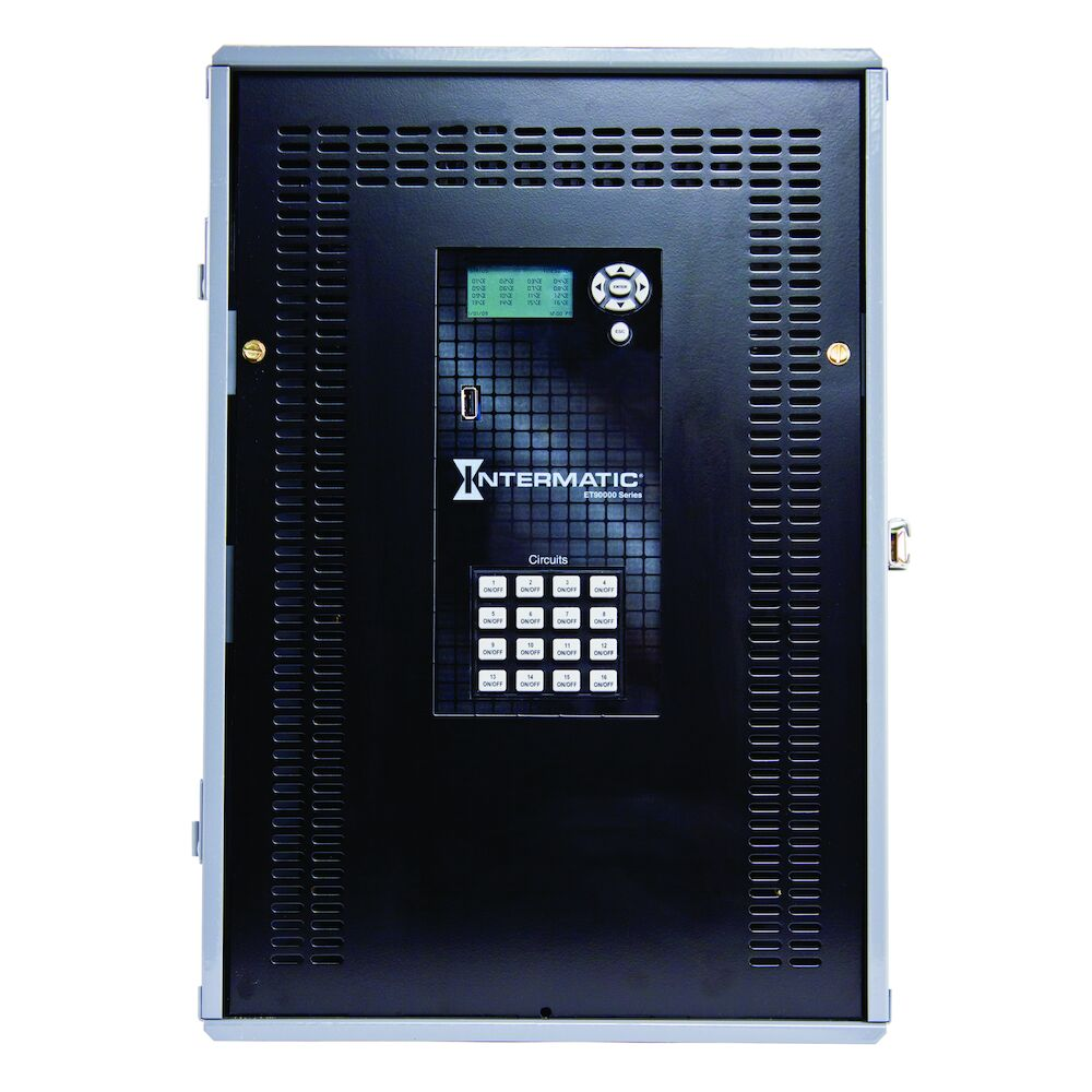 Astronomic 365-Day 16-Circuit Electronic Control, 120-277 VAC, 50/60 Hz, 16-SPDT/8-DPDT, Outdoor Metal Enclosure, Ethernet Included redirect to product page