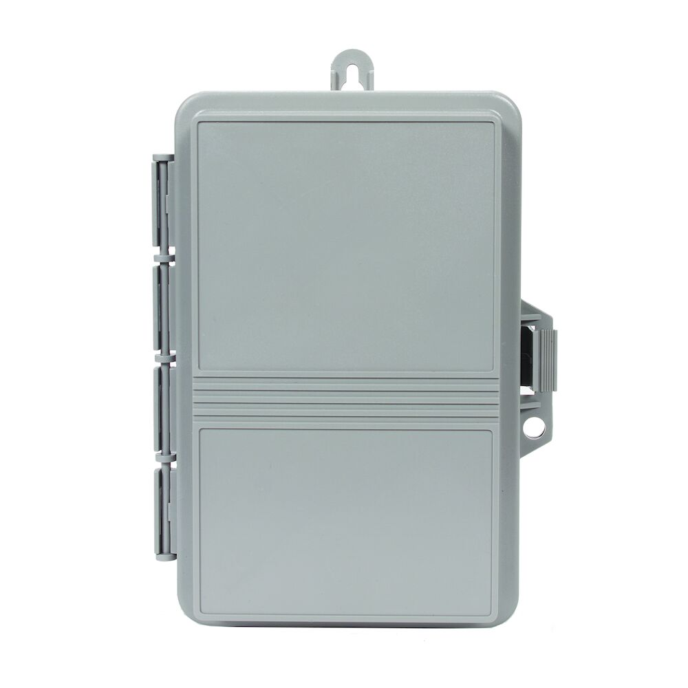 Case-Indoor, Type 1 Plastic, Gray redirect to product page