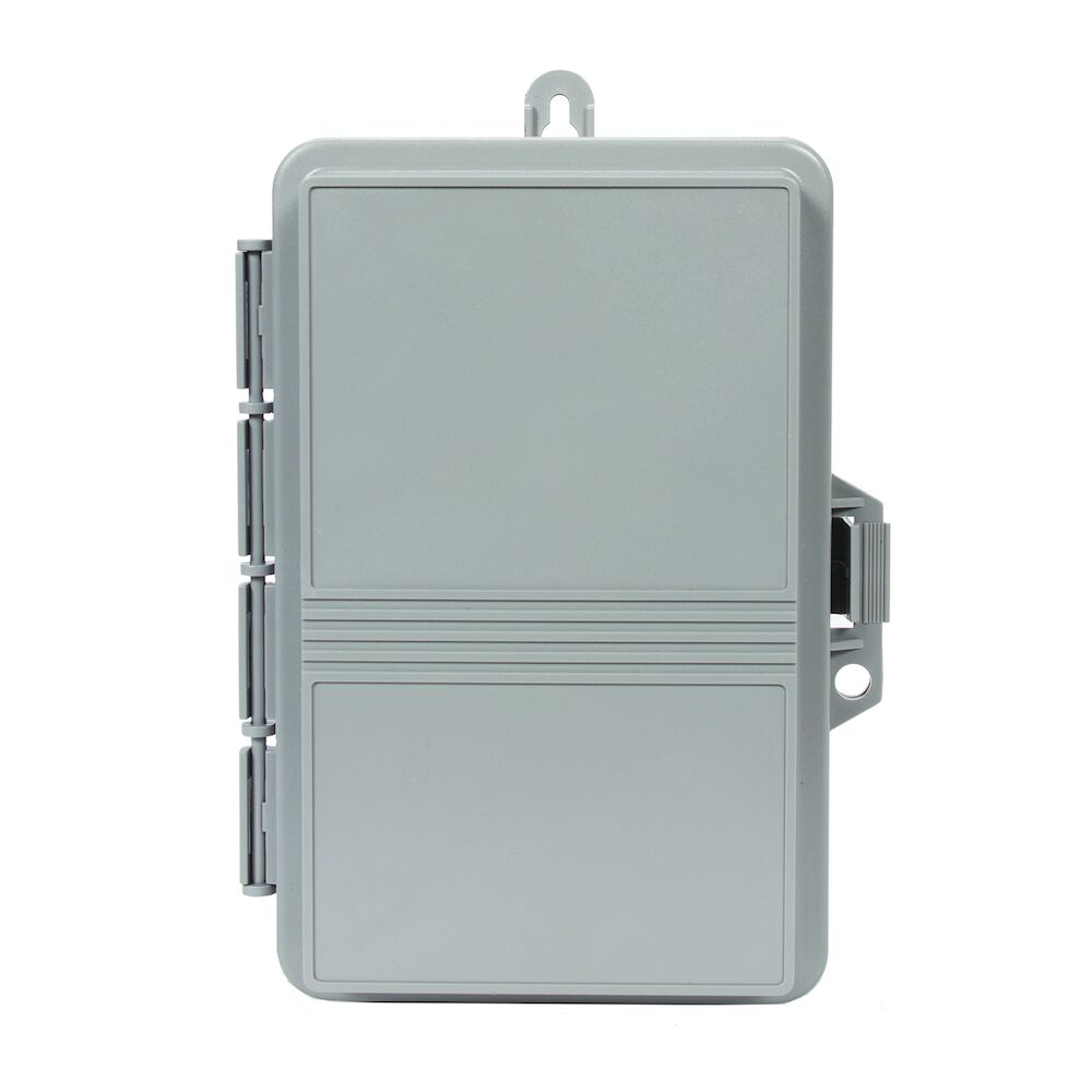 Case-Outdoor, Type 3R Plastic, Gray redirect to product page