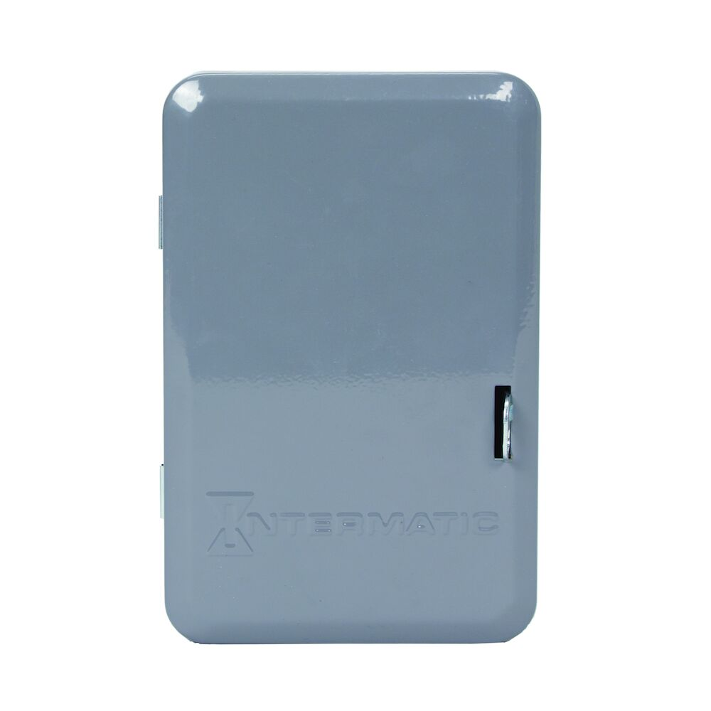 Case-Indoor, Type 1 Metal, Gray redirect to product page
