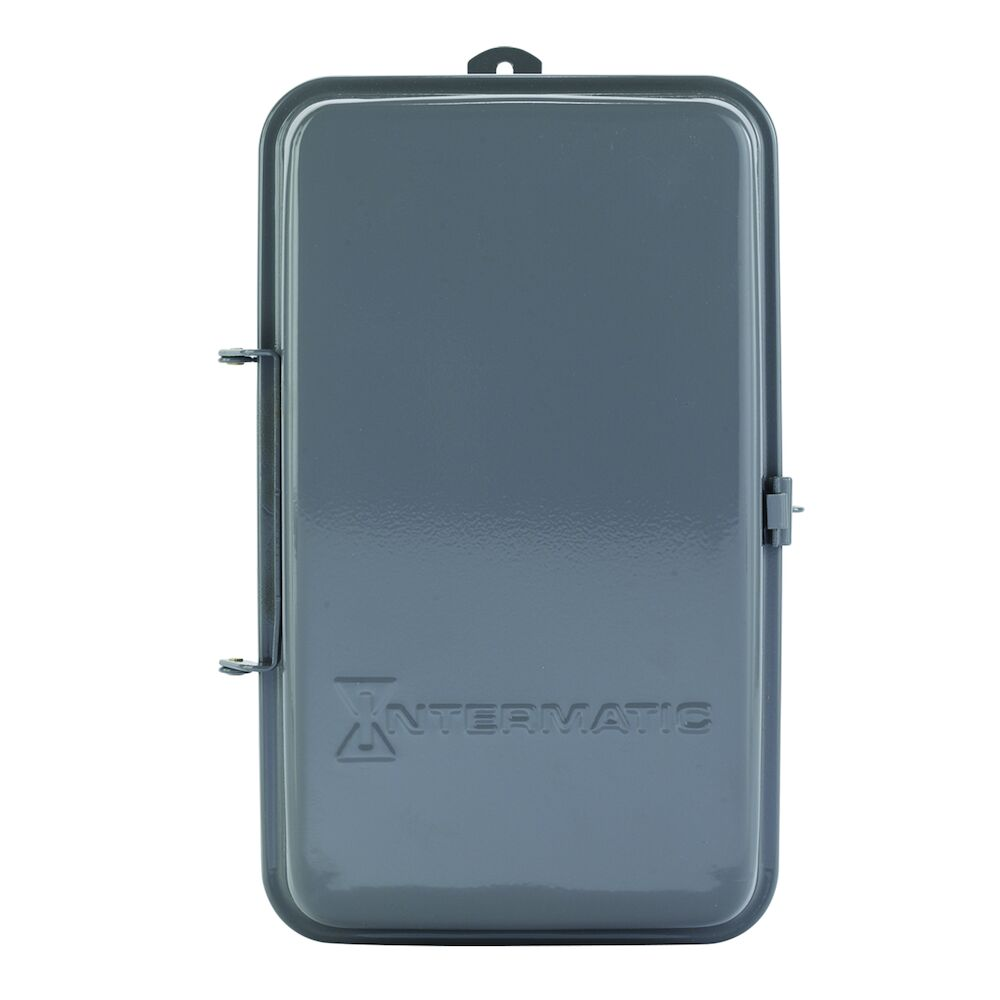 Case-Outdoor, Type 3R Metal, Gray redirect to product page