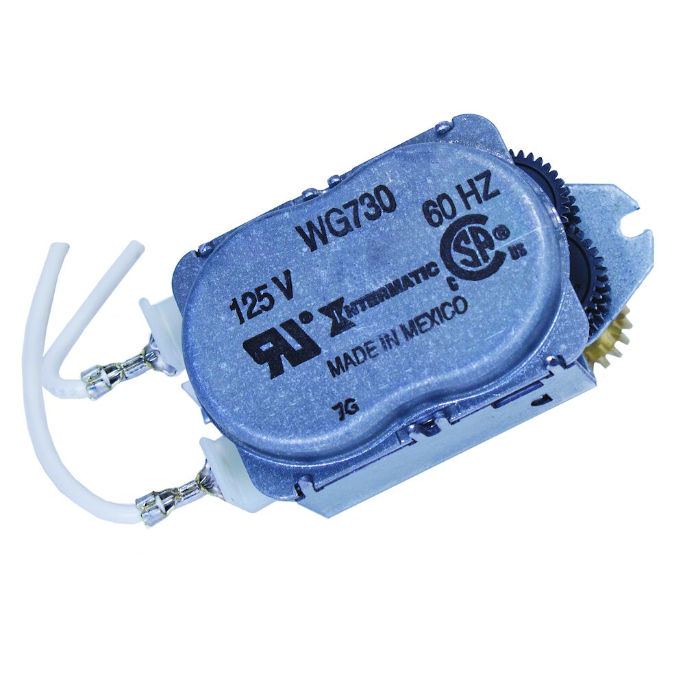 125 VAC, 60 Hz Motor for R8800, T1900, T1970, and T8800 Series redirect to product page
