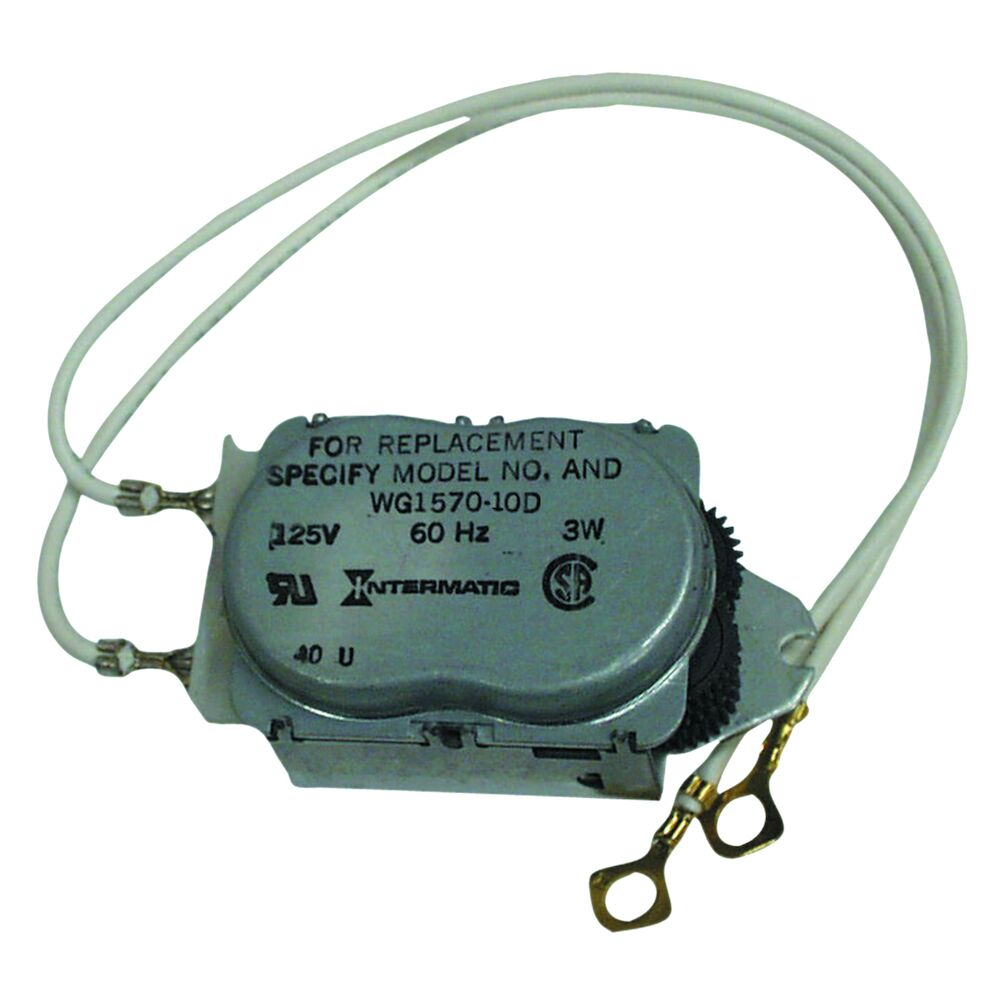 125 VAC, 60 Hz Motor for T101, T103, T105 redirect to product page