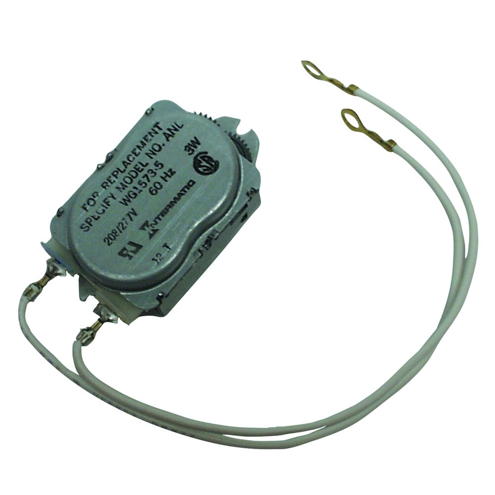 208-277 VAC, 60 Hz Motor for T102, T104, T106, T172, T174, WH40 redirect to product page