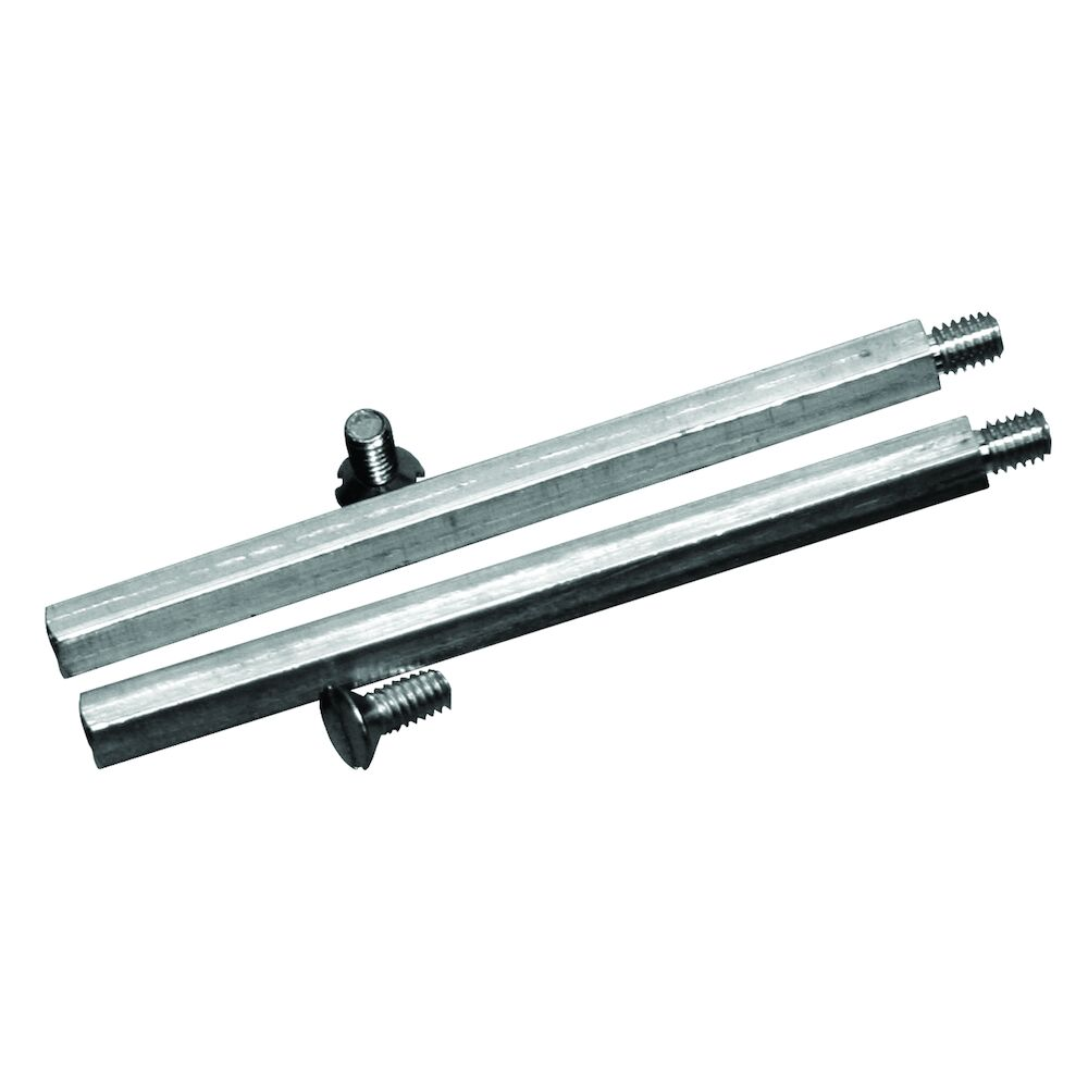 """Spacer-Standoff, 3"""" long - 2 pack redirect to product page"""