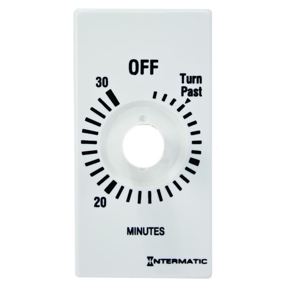 Plate for 30-Min without HOLD, White (FD30MWC, FD430MW) redirect to product page
