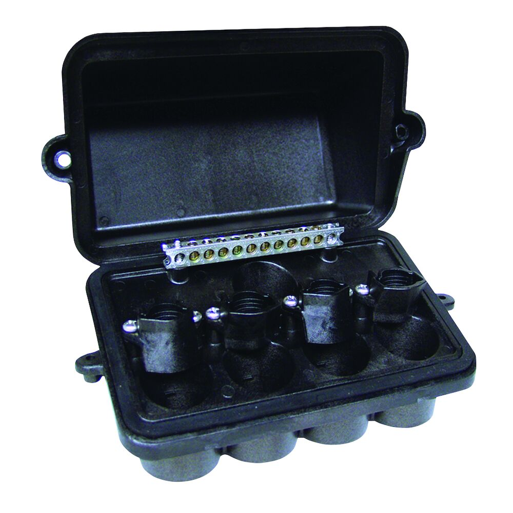 4 Light Connection Pool & Spa Junction Box redirect to product page