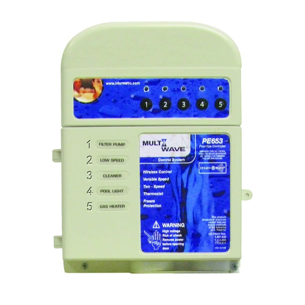 MultiWave® 5-Circuit Wireless Receiver redirect to product page
