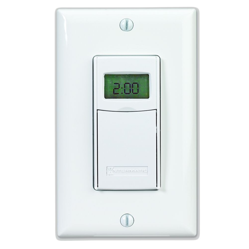 Heavy-Duty 7-Day Programmable Timer redirect to product page