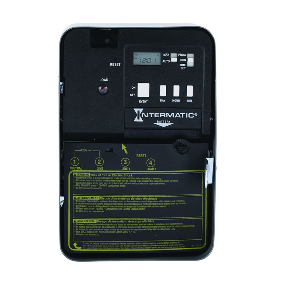 Electronic Water Heater Time Switch redirect to product page