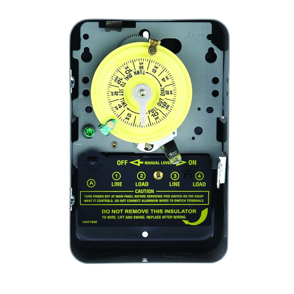 Mechanical Water Heater Time Switch redirect to product page