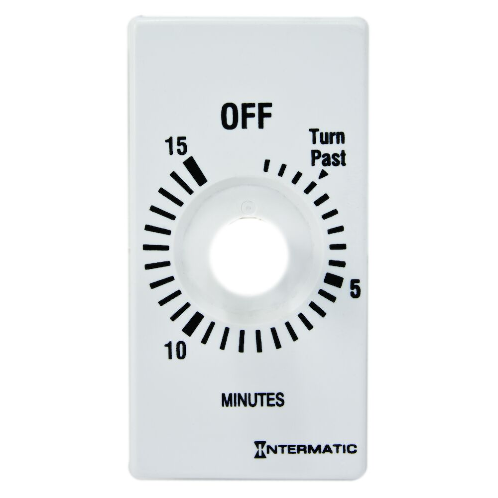 Plate for 15-Min without HOLD, White (FD15MWC) redirect to product page