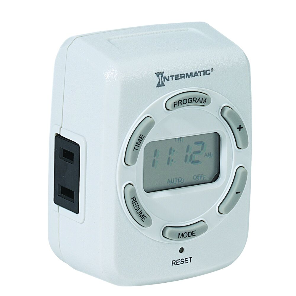 Indoor 7-Day Digital Timer redirect to product page