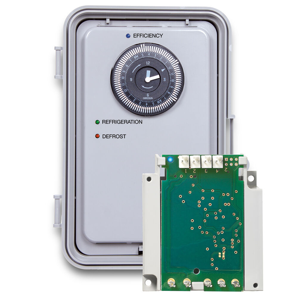 Complete Adaptive Defrost Refrigeration Time Control with ICUBE™ Module, Sensor, and Type 3R Enclosure redirect to product page