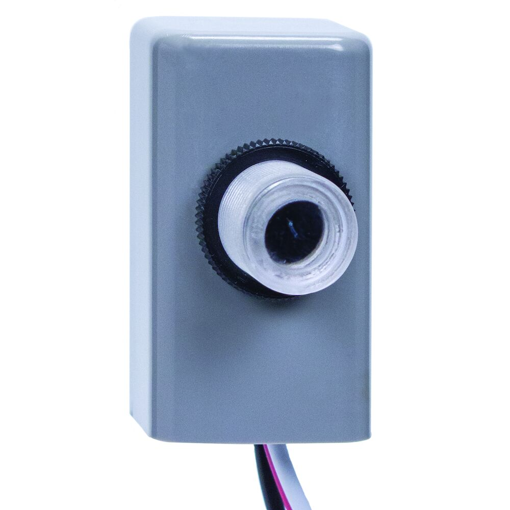 NightFox™ Button Electronic Photocontrol, 120-277 V redirect to product page
