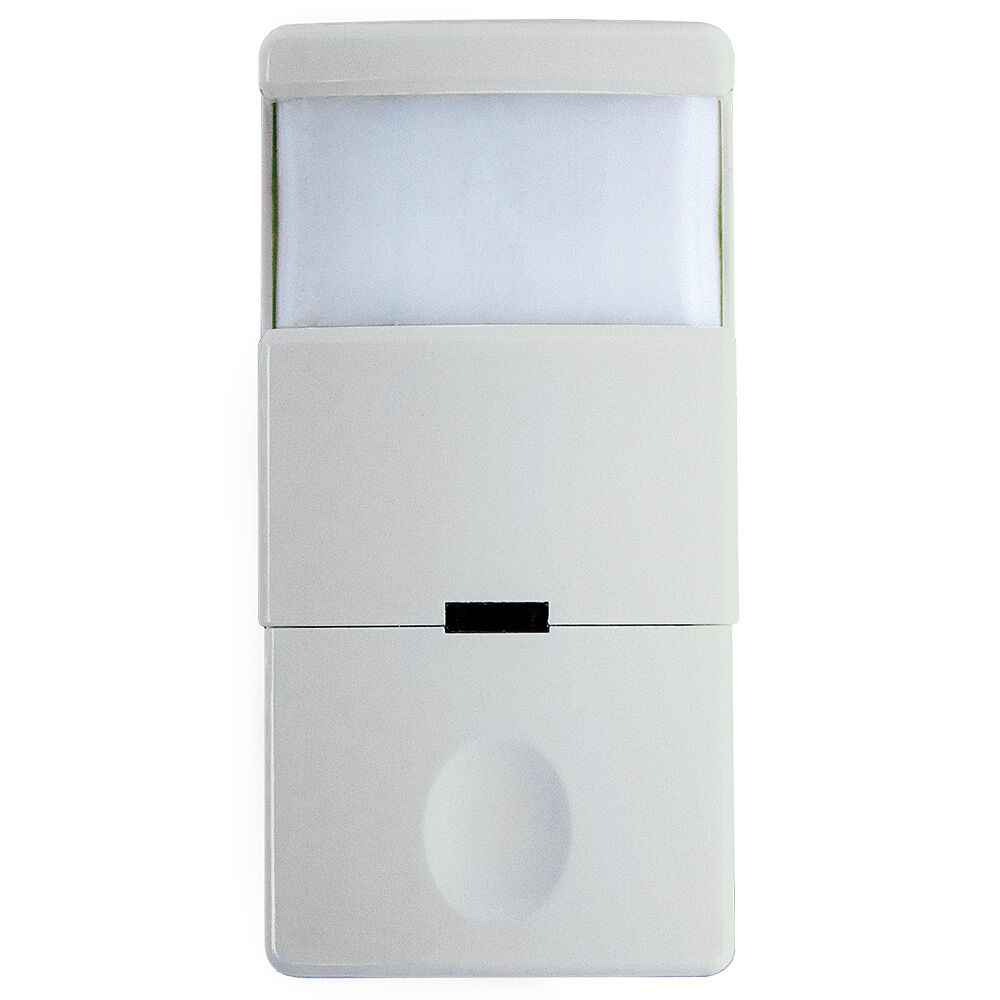 Commercial Grade In-Wall PIR Occupancy/Vacancy Sensor with Nighlight, White redirect to product page