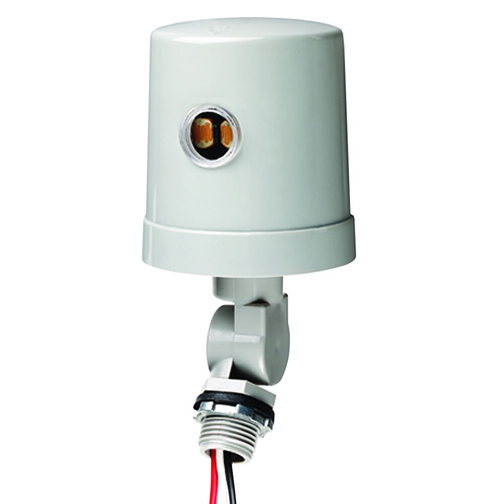 Stem and Swivel Mount Thermal Photocontrol, 120-277 V redirect to product page