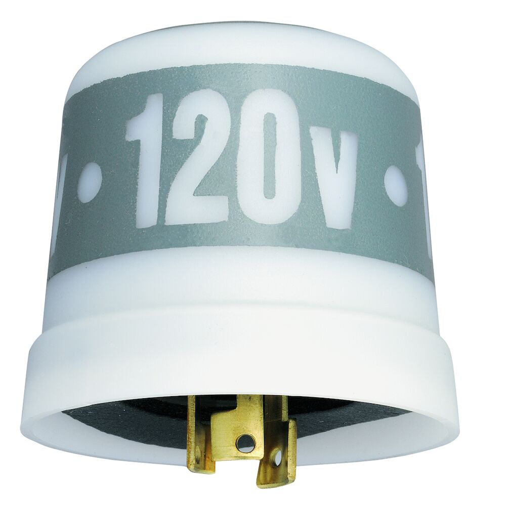 Locking Type Thermal Photocontrol, 120 V, Spark Arrestor redirect to product page