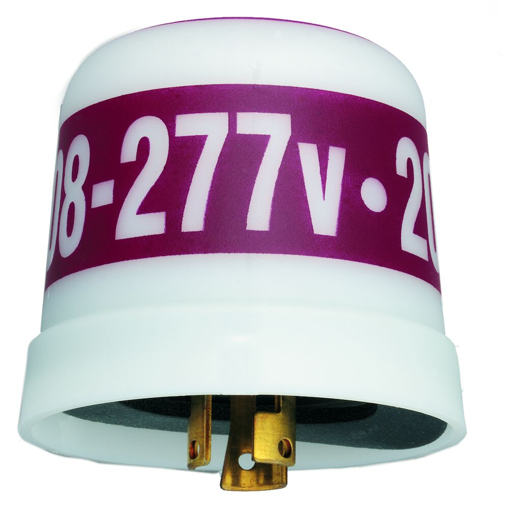 Locking Type Thermal Photocontrol, 208-277 V, Spark Arrestor redirect to product page
