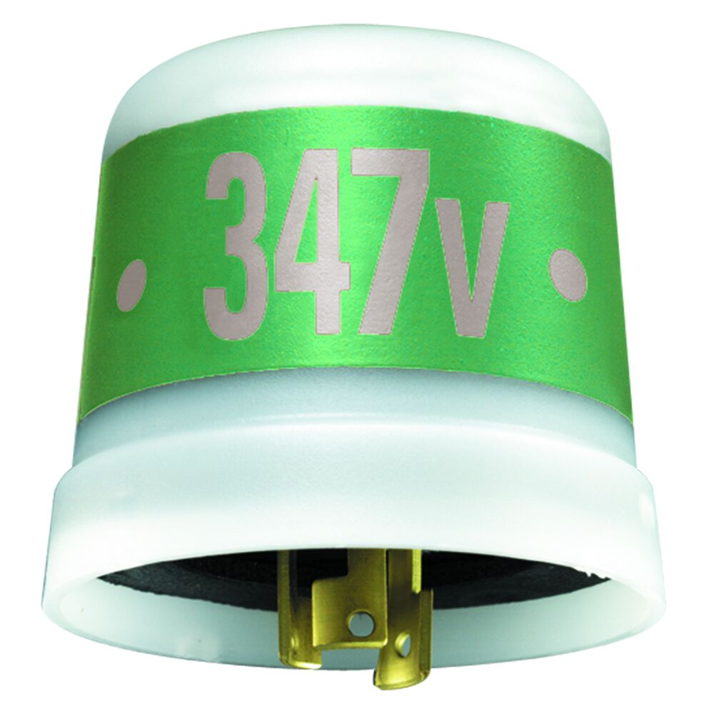 Locking Type Thermal Photocontrol, 347 V redirect to product page