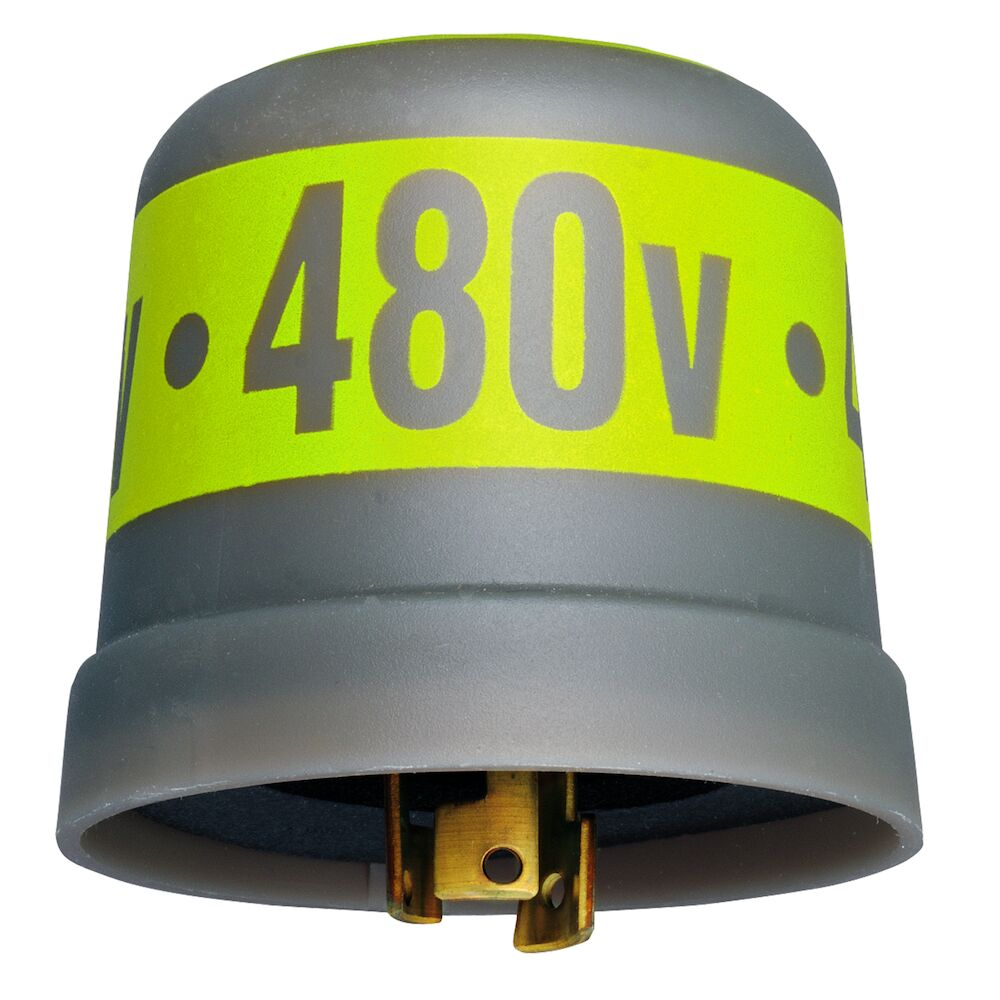 Locking Type Thermal Photocontrol, 480 V redirect to product page