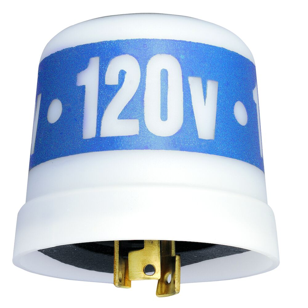 Locking Type Thermal Photocontrol, 120-277 V redirect to product page