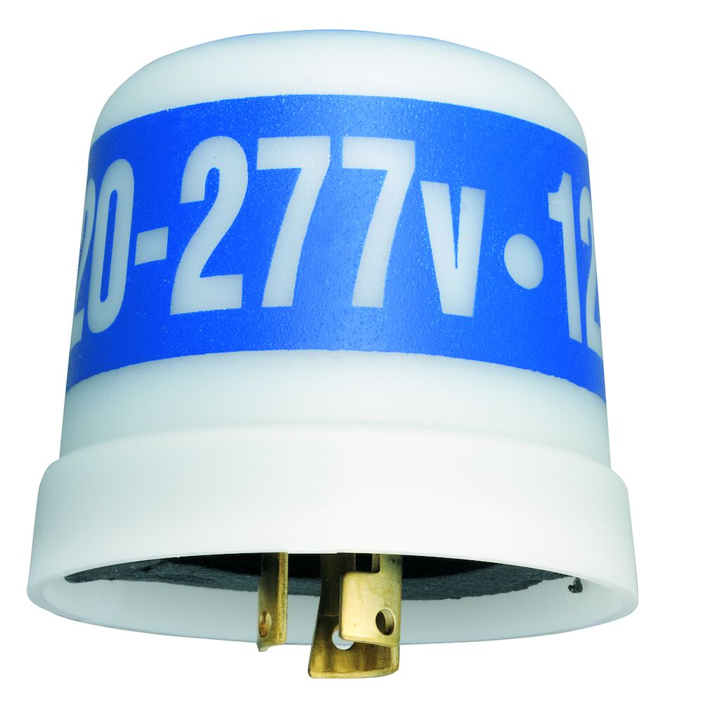 Locking Type Thermal Photocontrol, 120-277 V, Spark Arrestor redirect to product page