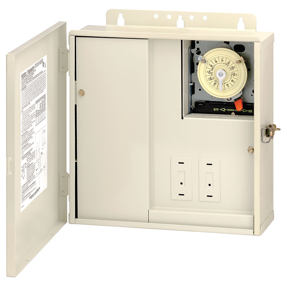 Control Panel with 100 W Transformer and T104M Mechanism redirect to product page