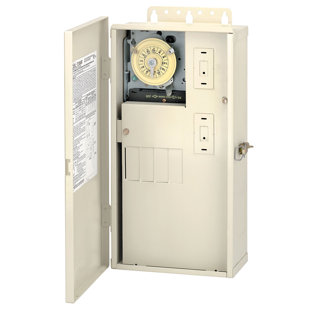 60 A Load Center with T101M Mechanism, 4-Breaker Spaces redirect to product page