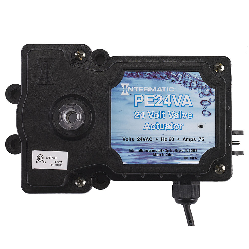 24-Volt Valve Actuator redirect to product page