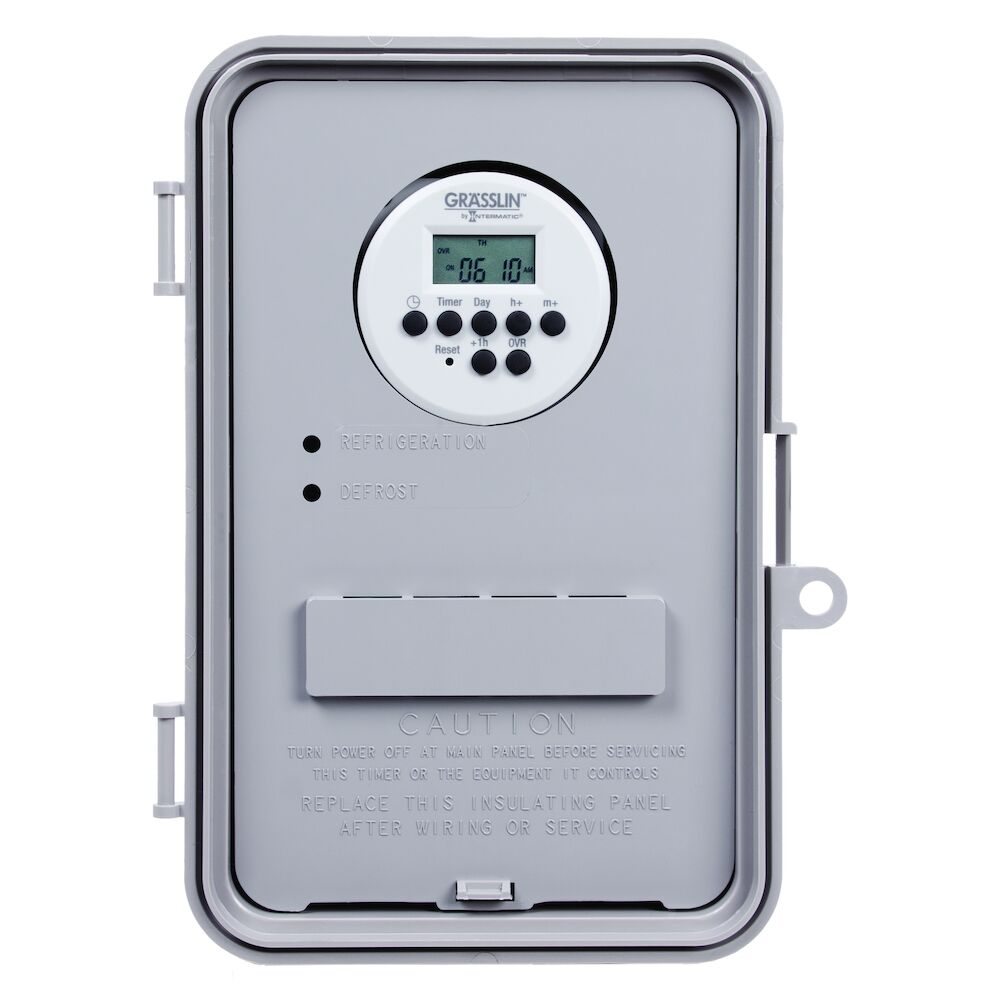 24-Hour and/or 7-Day Electronic Defrost Timer redirect to product page