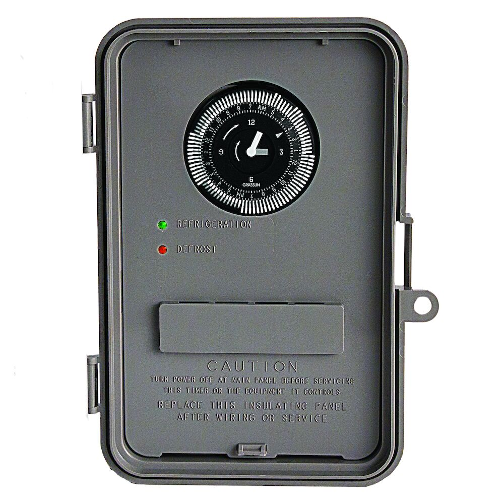24-Hour Electromechanical Defrost Timer redirect to product page