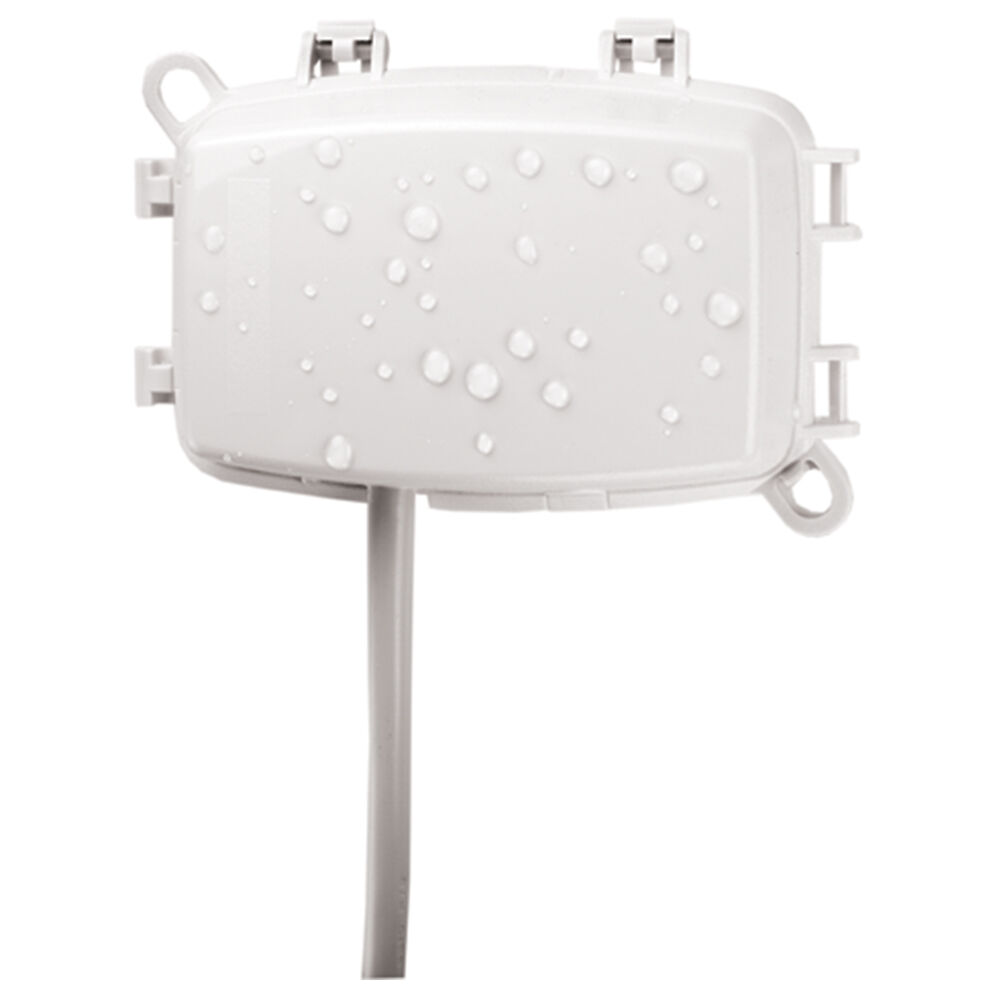 """Plastic In-Use Weatherproof Cover, Single-Gang, Vrt/Hrz, 2.75"""" White redirect to product page"""