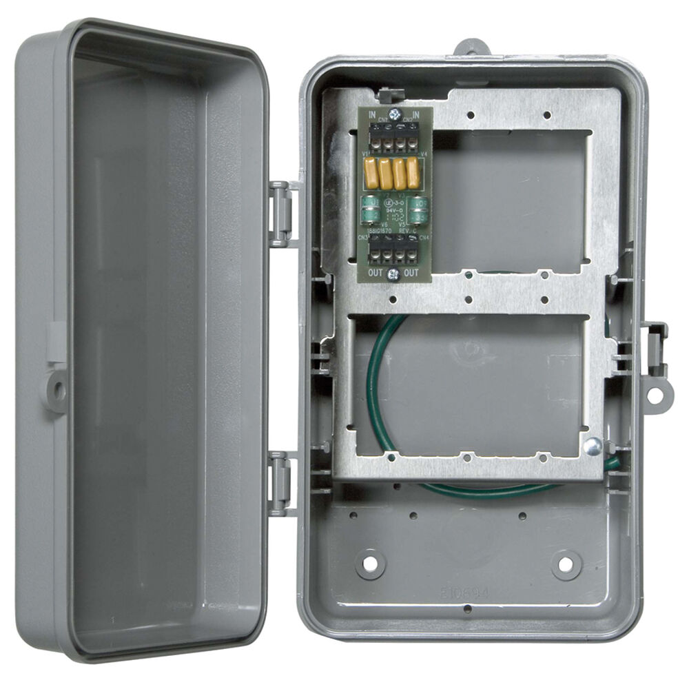 Surge Protective Device, 2-12 Telephone Lines redirect to product page