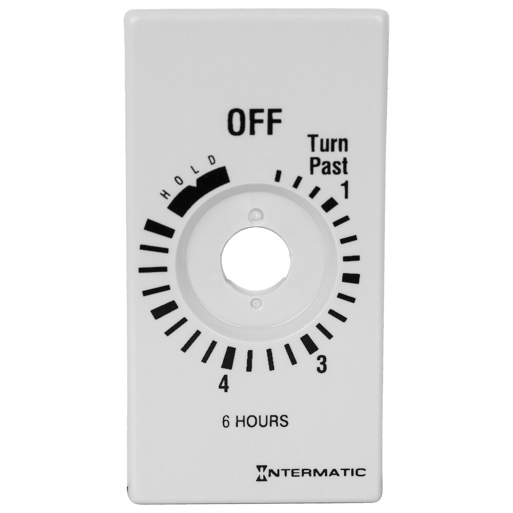 Plate for 6-Hr with HOLD, White (FD6HHW) redirect to product page