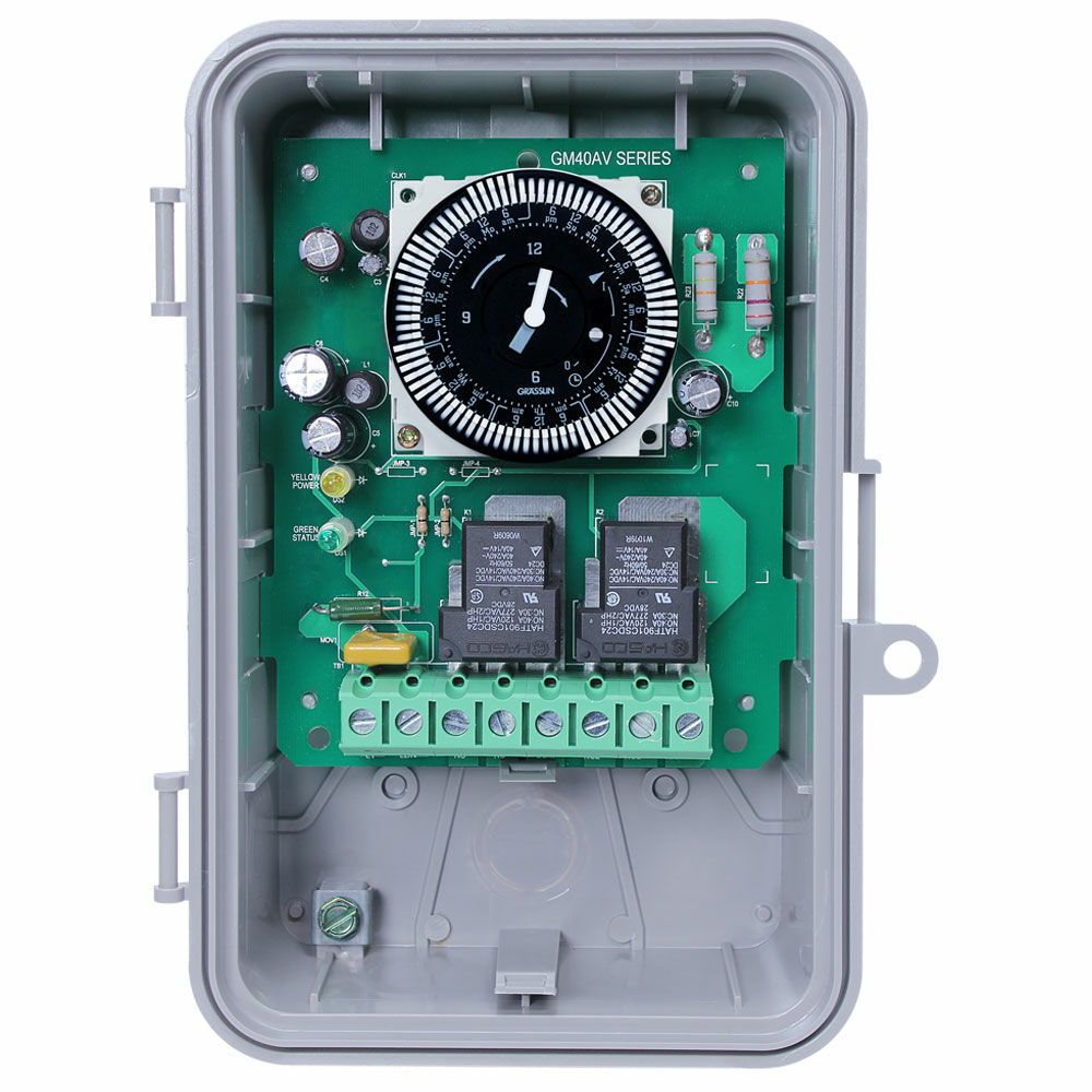 40 A, Autovoltage General Purpose Time Control redirect to product page